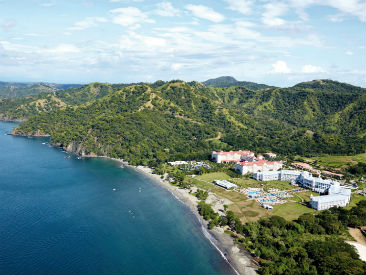 Popular All-inclusive hotel Riu Palace Costa Rica
