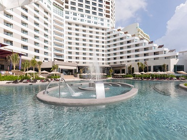 Popular All-inclusive hotel in Mexico Melody Maker Cancun