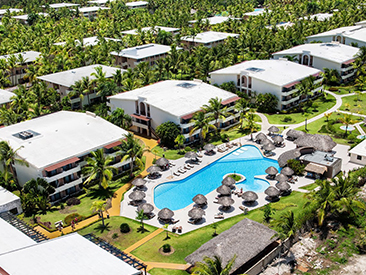 Popular All-inclusive hotel in Dominican Republic Catalonia Royal Bavaro