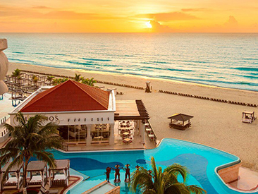 All Inclusive, Adults Only, Luxury, Spa, Wedding ResortHyatt Zilara Cancun
