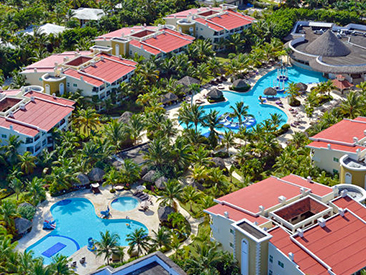Popular All-inclusive hotel The Reserve at Paradisus Punta Cana