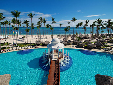 Popular All-inclusive hotel The Reserve at Paradisus Palma Real, Punta Cana