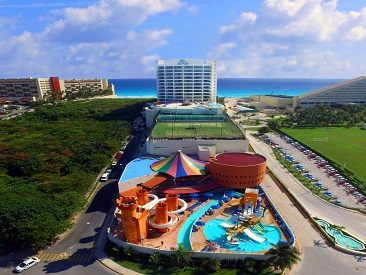 All Inclusive, Spa, Wedding ResortSeadust Cancun Family Resort