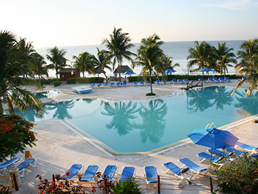 Popular All-inclusive hotel in Mexico Omni Cancun Hotel & Villas