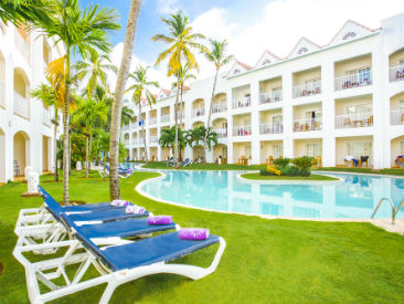 Popular All-inclusive hotel The Reef 28 Playa Del Carmen