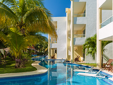 adults only  all inclusive resort Ocean Maya Royale