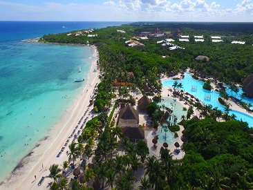 all inclusive  all inclusive resort Grand Park Royal Cancun Caribe