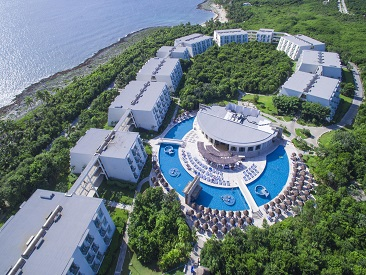adults only  all inclusive resort Temptation Cancun Resort
