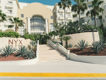 All Inclusive, Wedding ResortHotel NYX Cancun