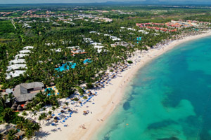 Popular All-inclusive hotel Secrets Akumal Riviera Maya