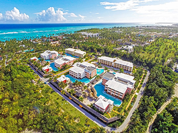 family fun  all inclusive resort Grand Park Royal Cozumel