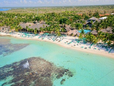All Inclusive ResortVista Sol Punta Cana