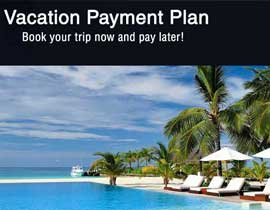 Vacation Payment Plan - Affordable way to pay for a vacation